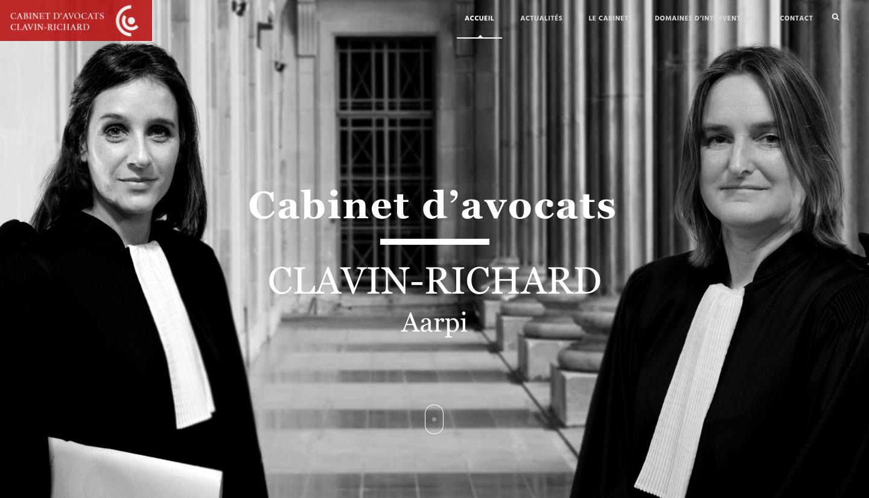 creation site web pour avocats